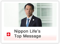 Nippon Life's Top Message